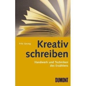 Gesing-Cover: Kreatives Schreiben