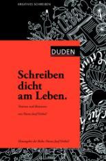 Ortheil-Cover: Schreiben dicht am leben