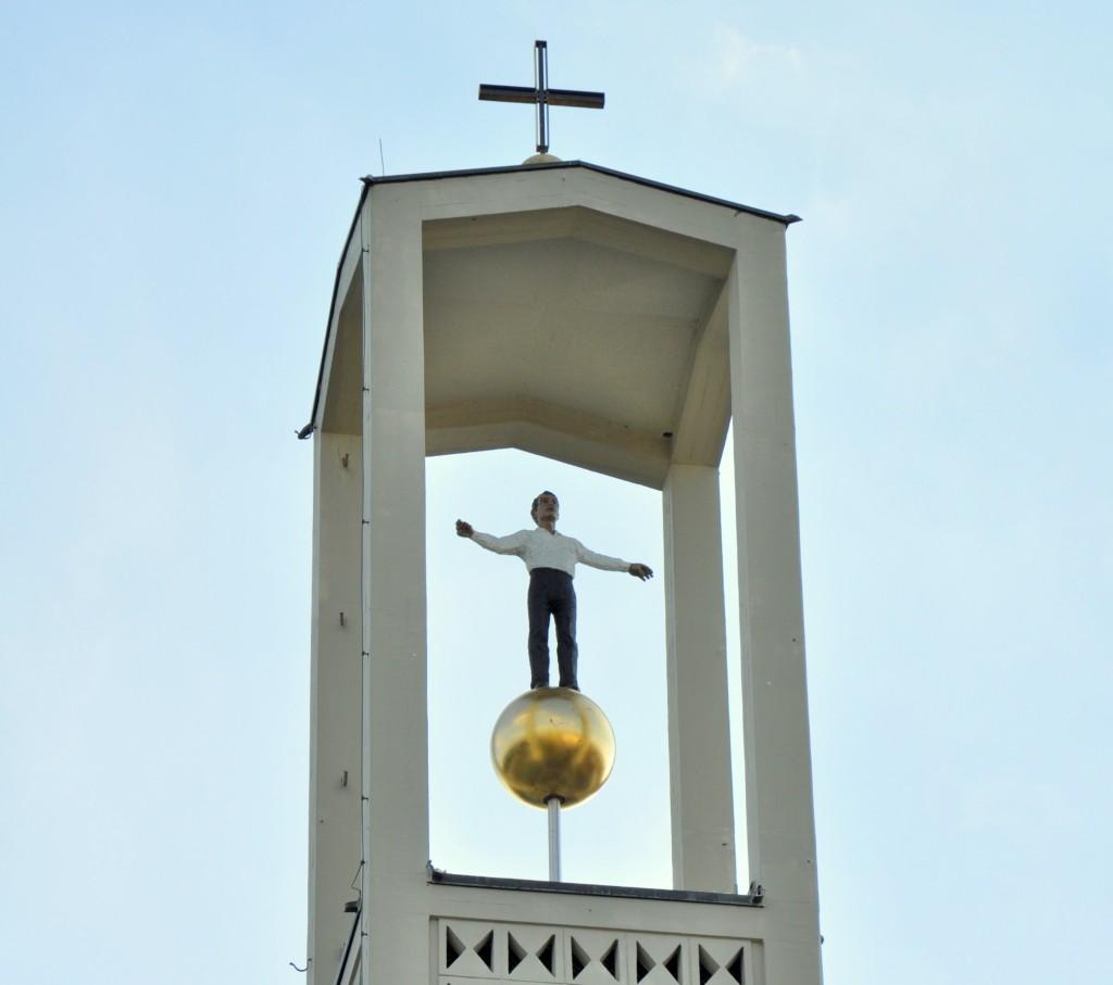 Der Mann im Turm